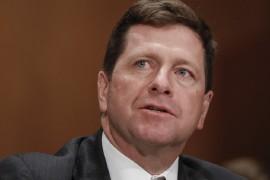 美SEC主席拒绝证实FB加密货币Libra是否属于证券