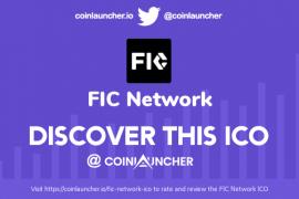 Fic Network基于区块链的加密货币固定收益金融平台|DemoShow Online(第22期)