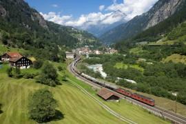 瑞士铁路公司:测试基于区块链的身份认证系统,以提高工地安全