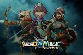 《加密剑与魔法》-高质量EOS上的RPG游戏