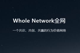 Whole Network区块链手机网络| DemoShow Online(第56期)