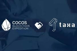 Cocos-BCX 与 Taxa 就 Layer 2 架构、可信计算等方面达成战略合作