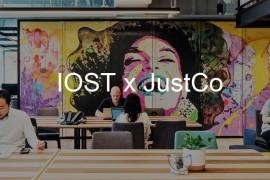 亚洲版WeWork与IOST合作推出IOST Launchpad