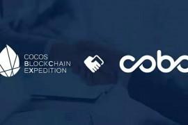 Cocos-BCX 与 Cobo 就钱包工具、NFT 标准、用户社群等达成战略合作