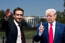 特朗普白宫会见脸书总裁扎克伯格 Libra或成为讨论话题?