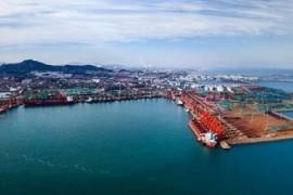 山东日照港物流区块链平台上线