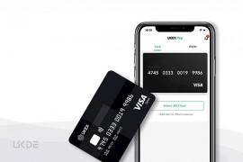 UKDE携数字货币Visa卡首次亮相中国智博会