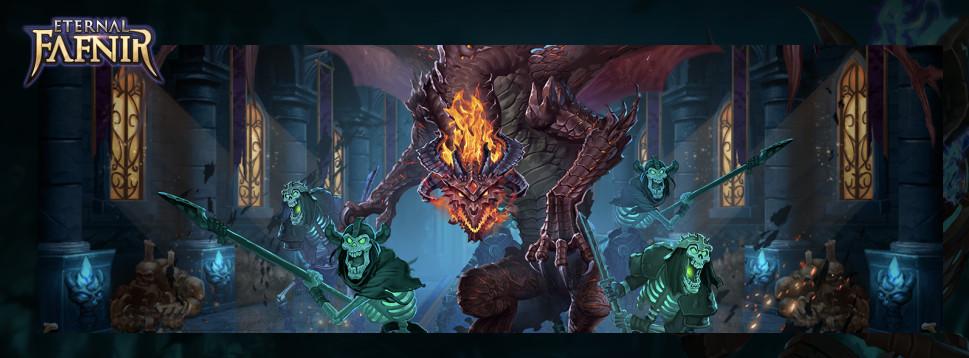 IOST专栏:《Eternal Fafnir》预售开启,内测在即,《IOST斗地主》上线 链游周报