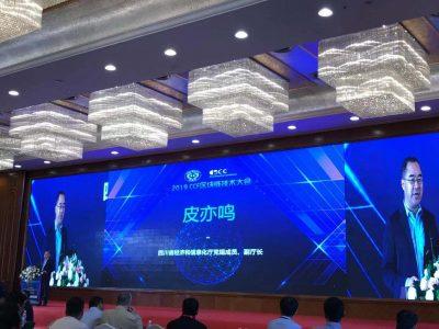 四川省经济和信息化厅皮亦鸣:四川省将大力发展数字经济,促进区块链发展