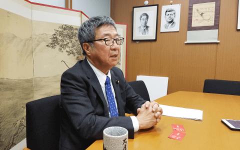 访日本参议院藤卷健史:心怀梦想 改革加密货币税收制度