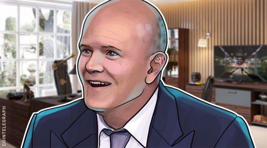 """Novogratz推出两支比特币基金,目标客户是""""美国的富裕阶层"""""""