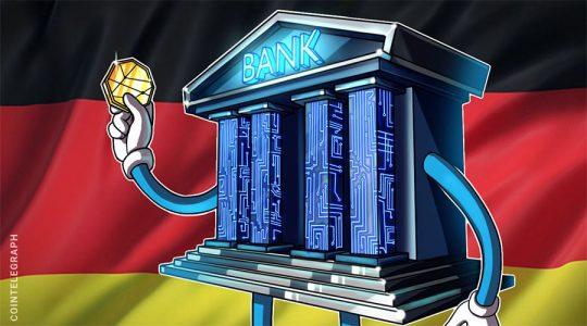 德国:新提议的法案将使银行持有比特币合法化