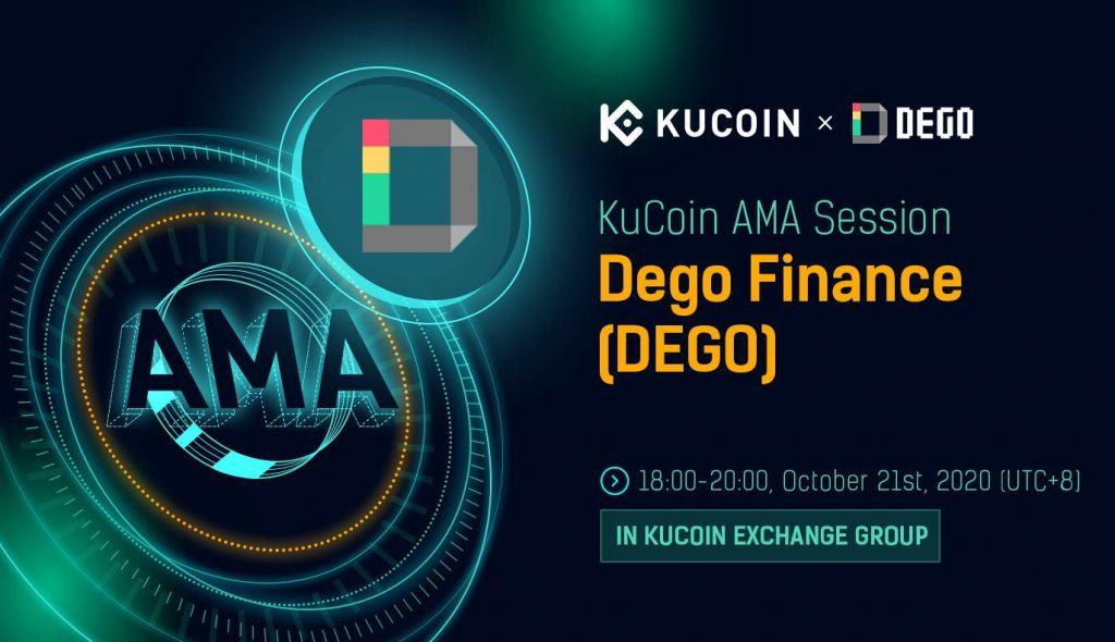 KuCoin AMA  Dego:将推出新的NFT协议ERC908