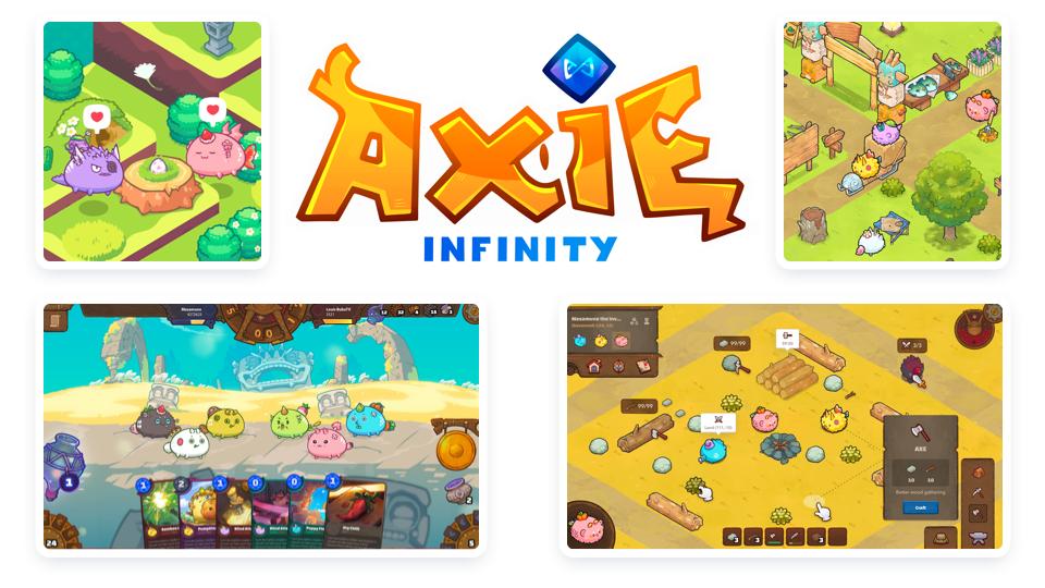 何以为继——关于冒险游戏Axie Infinity的一场冒险游戏